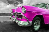 Eski bir Amerikan arabası — Stok fotoğraf