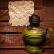 Old kerosene stove  — Stock Photo #44074451