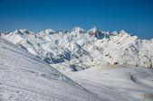 Vogel ski resort — Stockfoto