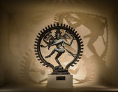 Nataraja Statue — Stock Photo