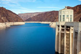Hoover Damm Colorado USA — Stock Photo