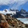 Stock Photo: Cerro Torre