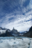 Cerro Torre — Stock Photo
