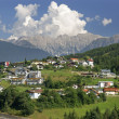 Stock Photo: Imst in Tirol