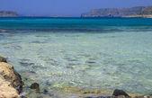 Balos beach, île de crète — Photo