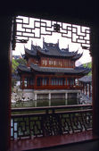 Yu Yuan Garden in Shanghai — Foto de Stock