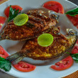 Karimeen dish — Stock Photo