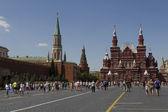 Rudé náměstí — Stock fotografie