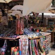 Market stand with all sort of souvenirs — Stockfoto #40417859
