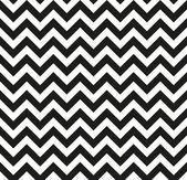 Chevron Zigzag monochrome seamless texture — Stock Vector