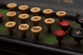 A vintage calculator — Foto Stock
