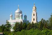 Diveevo 女子修道院の教会 — ストック写真