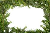 Noel çerçeve — Stok fotoğraf