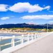 Stock Photo: Forte dei marmi view