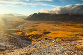 Campo imperatore view — Stock Photo