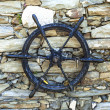 Ship wheel — Stock Photo #40358245