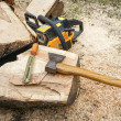 Wood tools — Stock Photo #44646491