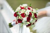 Bukiet ślubny — Zdjęcie stockowe