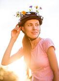 Концепция для веселья, солнца и ездить — Стоковое фото