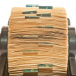 Stock Photo: Rolodex