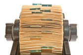 Rolodex — Stock Photo