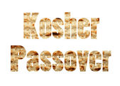 Kosher Passover — Stock Photo