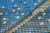 Asientos del estadio — Foto de Stock
