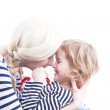 Mother and Daughter — Stock Photo #39900927