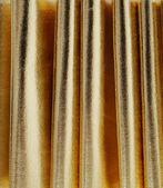 Shiny Gold Curtain Background — Stock Photo