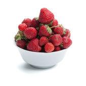 おいしいと甘いイチゴ — ストック写真