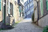 Old alley — Stock Photo
