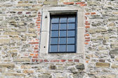 Windows with leaded glass — Photo
