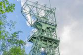 Mines tower Zeche Carl Funke city of Essen — Stock Photo