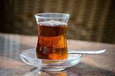 土耳其语的茶 — 图库照片