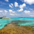 "Formentera, beach ""Es calò"" — Stock Photo #40373595"