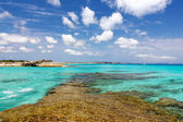 "Formentera, beach ""Es calò"" — Stock Photo"
