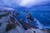 Playa de Arnia — Foto Stock