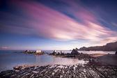 Sunrise on Gueirua — Foto Stock