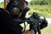 Shooting — Stock Photo
