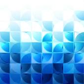Moderno abstrato geométrico — Vetorial Stock