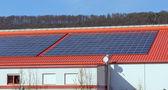 Solarenergy — Stockfoto