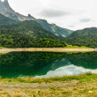Stock Photo: Lake in mountain