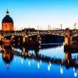 Stock Photo: Toulouse urblandscape