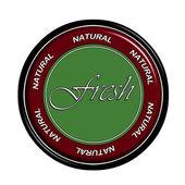 Just fresh — Wektor stockowy
