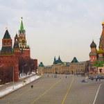 Moscow kremlin — Stock Photo #40022491