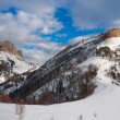 Stock Photo: Mountain day winter