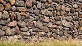 древней кладки стен — Стоковое фото