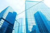 Building of glass — Stock fotografie
