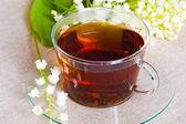 Spring  tea — Stock Photo
