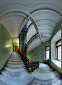 Old Petersburg staircase — Stock Photo